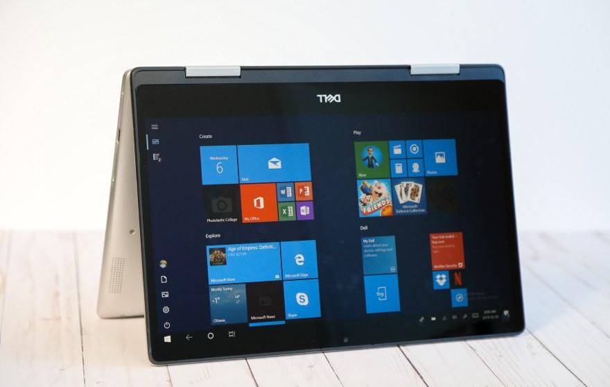 Dell Inspiron 14 5000 2-in-1