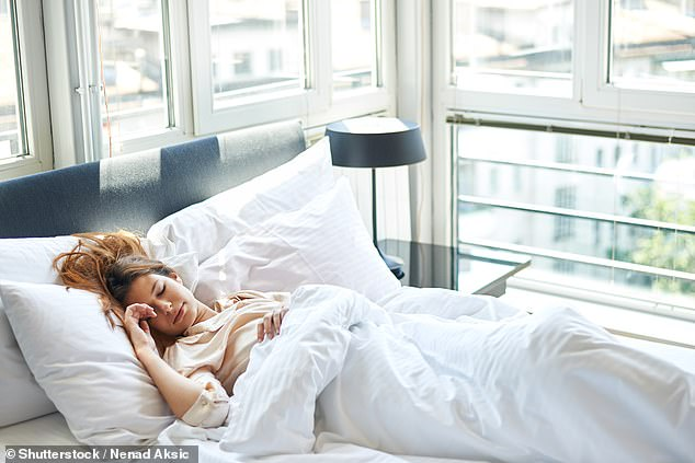 Fresh sheets is another of many techniques to help drift off to sleep quickly and peacefully