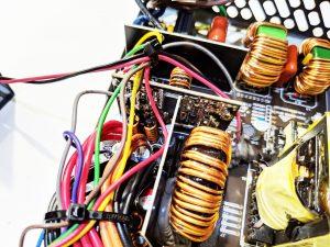 FSP Hydro GE 650W PSU Inside Sense
