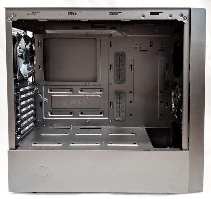Cooler Master NR600 Case Inside