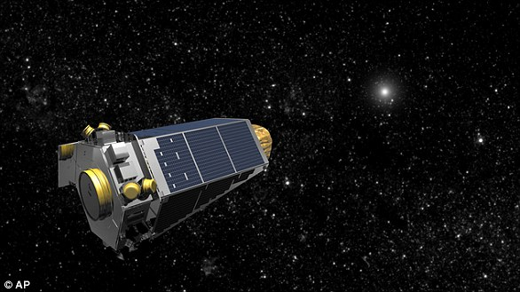 Kepler is a telescope that has an incredibly sensitive instrument known as a photometer that detects the slightest changes in light emitted from stars