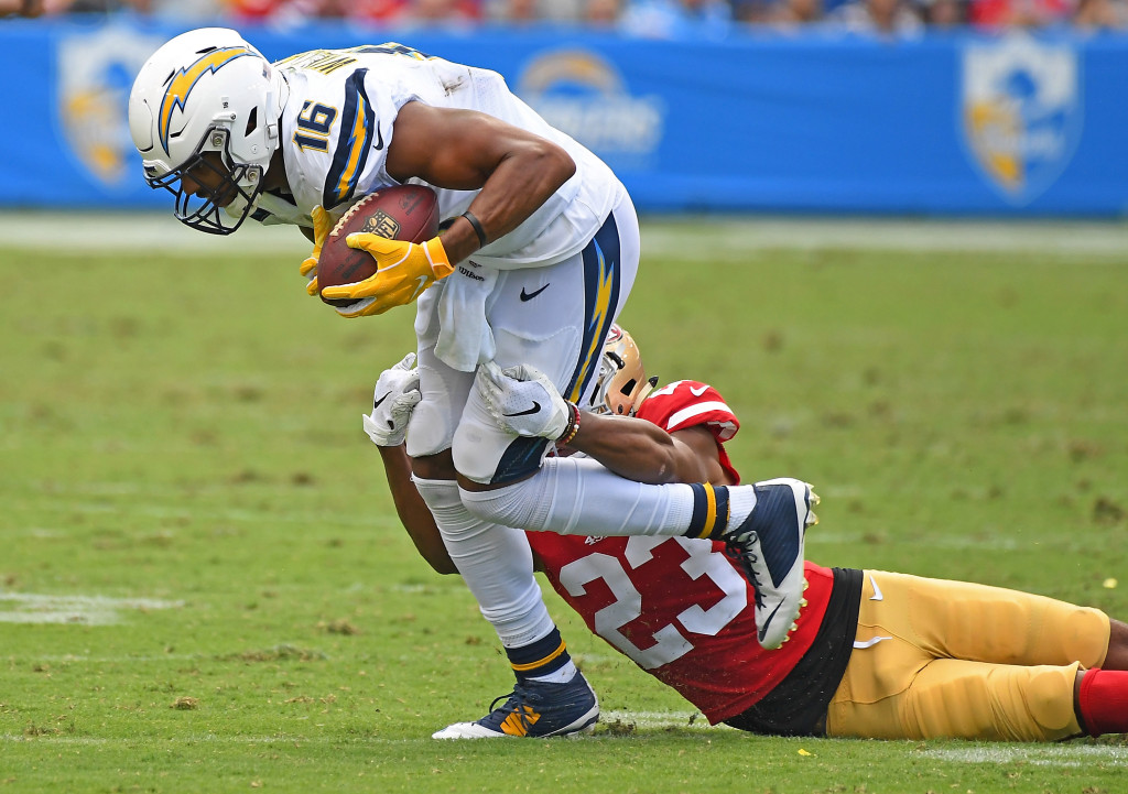 Wide receiver Tyrell Williams to sign with Raiders – Chico