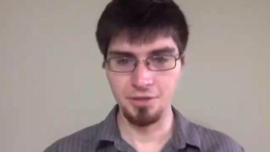 Ian Goodfellow, AI Researcher at Google.