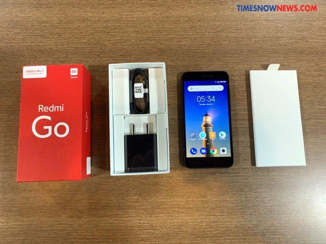Xiaomi Redmi Go Retail Box
