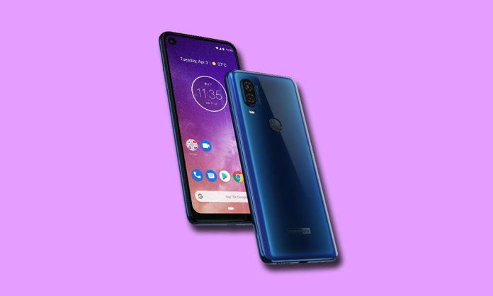 Download Motorola One Vision Stock Wallpapers