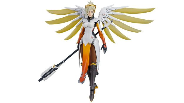 Mercy Figma Figure