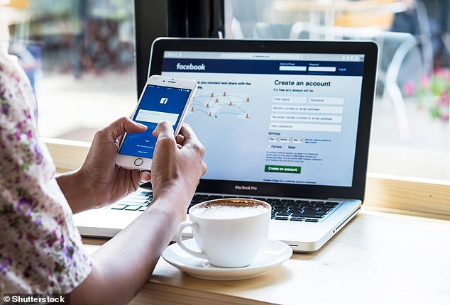 Risk: Although companies such as Facebook are forced to strip personal information from any data they share, researchers from Imperial College London showed machine-learning could be used to reverse this process by third-party buyers - even with incomplete datasets (stock)