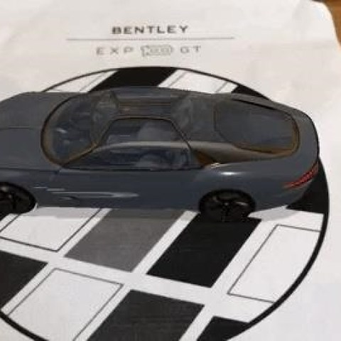 Bentley Concept Car Gets Its Own Augmented Reality App, but the Price of Admission Is Steep, Sort Of