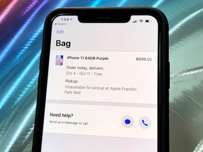 How to find the iPhone 11 in Stock.