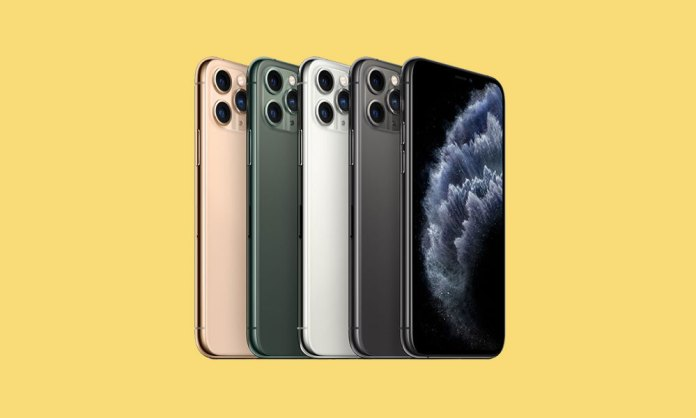 iPhone 11 Pro Model Number Differences: A2160, A2215, and A2217