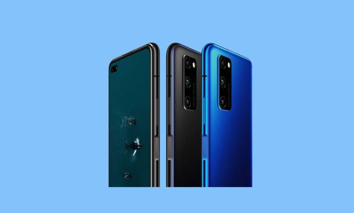 Download Honor V30 Pro Stock Wallpapers in High Resolution