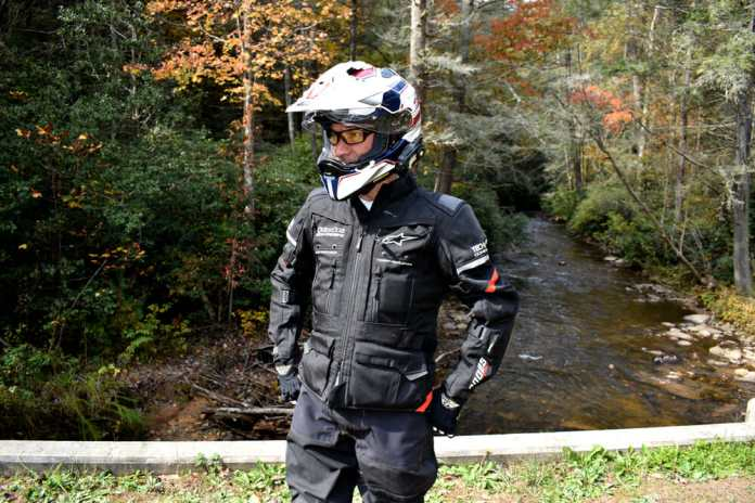 Alpinestars Andes Pro Drystar Jacket and Tech-Air Airbag System Review