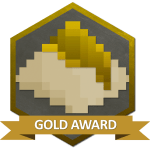 Nasi Lemak Tech Gold Award