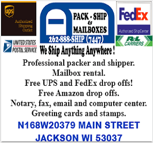 Pack Ship and Mailbox