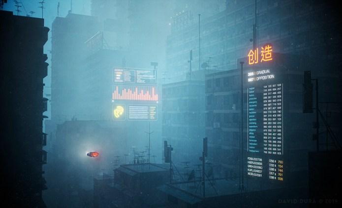 "The Urban (Un) Seen ""Artificial Intelligence as Future Space"" / Bettina Zerza for the Shenzhen Biennale (UABB) 2019, ZERZA / CGI Artist: David Dura"