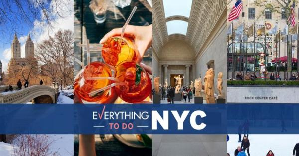 everything to do nyc
