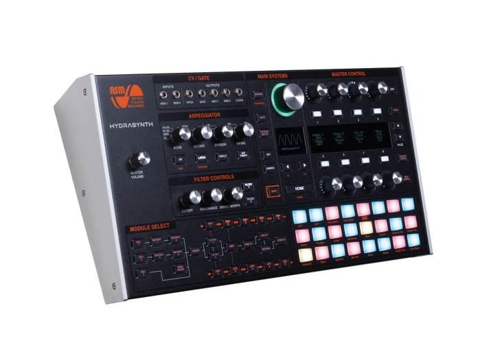 Ashun Sound Machines Hydrasynth (Desktop)