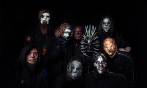 Metal Hammer cover stars Slipknot.