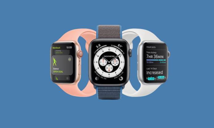 watchos 7 update
