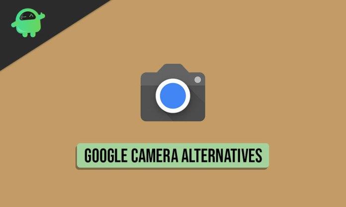5 Best Google Camera Alternatives for Android
