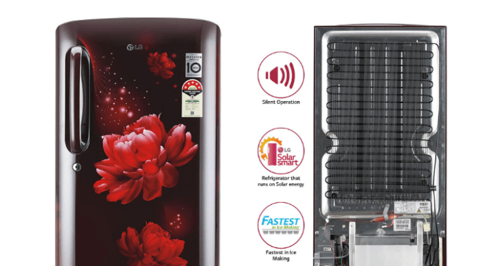 LG 190L 5 Star Direct Cool Single Door Refrigerator Review