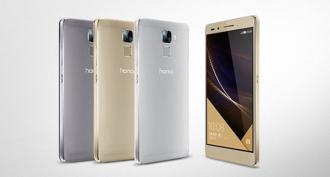 Huawei Honor 7 & Honor 7 Plus | Specifications, Price in India