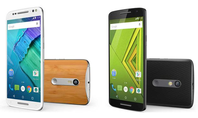 Moto X Play Launched in India | Motorola Moto X Play & Moto X Style