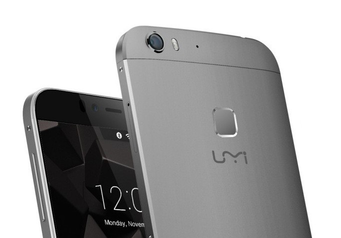 UMi Iron Pro Launched | With Retina Scanner & Fingerprint Sensor For Just 179$