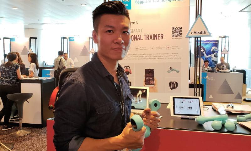 【香港春季電子展 2018】$200有找:買起私人教練在家健身 | Techritual Hong Kong - 香港 No.2 科技資訊網站
