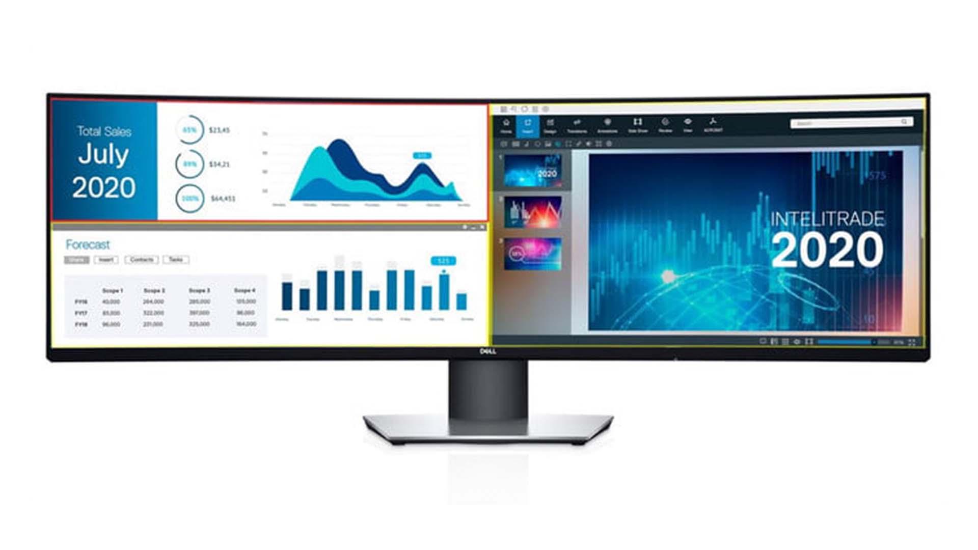 Dell UltraSharp 系列螢幕加入 49 吋,32:9,3800R 曲面螢幕 | Techritual Hong Kong - 香港 No.2 科技資訊網站
