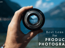 Top 6 Best Lens For Product Photography - A Complete Guide