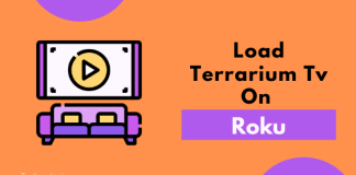 how to load terrarium tv on roku