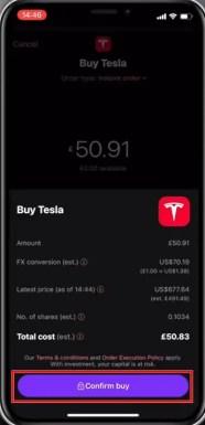 how to buy tesla shares in uk