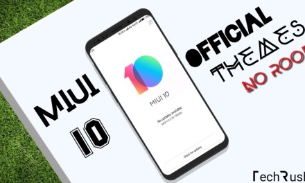 MiUi 10 Official Theme | How to apply [No Root] By TechRush