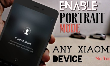 Enable Portrait Mode In Any Xiaomi Device   Pro Styles [No Root]