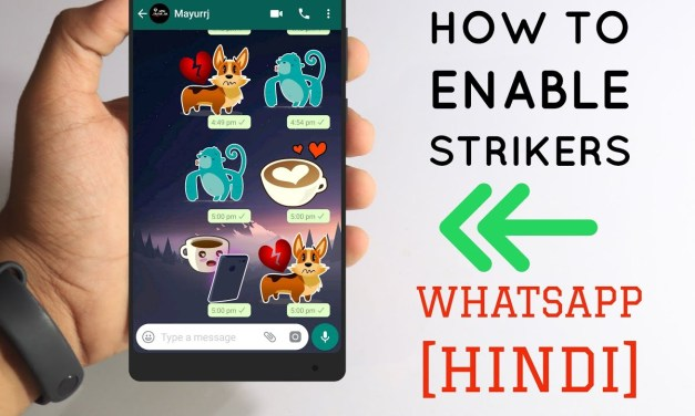 WhatsApp stickers for Android Beta 2.18.329