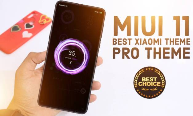 MiUi 11 Best Pro Themes For Xiaomi Devices