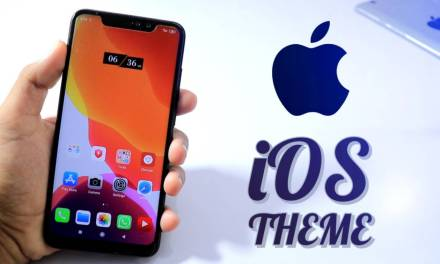 iOS12 V10 Best iOS themes for xiaomi device