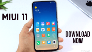 MIUI 11 DOWNLOAD FOR ALL XIAOMI DEVICE ON TECHRUSH