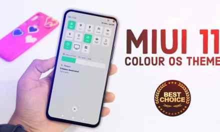 Colour Os 7 V11 Theme for MiUi 11 All Devices