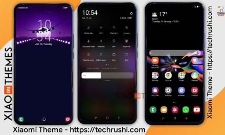 One UI Xiaomi THEME
