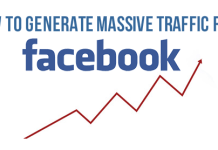 How to Drive Missive Facebook Traffic to Your Website