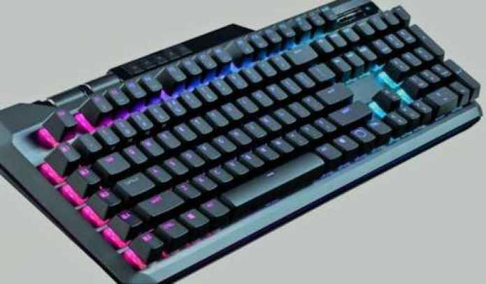 Cooler Master MK850 and MK851 Keyboard
