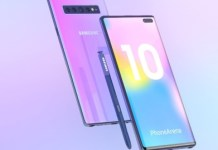 Samsung Galaxy Note 10 surprised Leakes   Lack of Bixby Button and 3.5mm Headphone Jack is missing