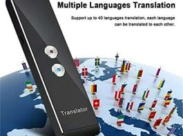 MUAMA Enence Instant Voice Translator - Features and User Manual