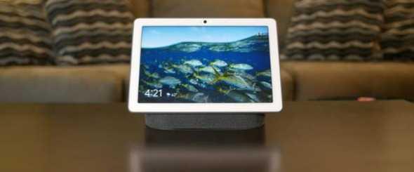 Google Nest Hub - best smart display, smart home