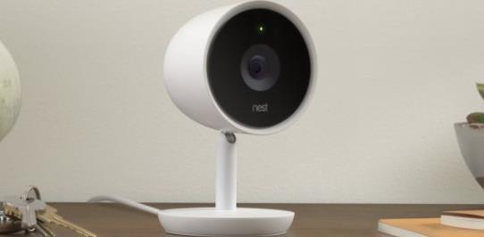 Google Nest Smart Cam IQ (Indoor)