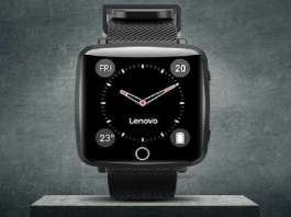 Lenovo's Carme smartwatch (HW25P) is ready to be launched