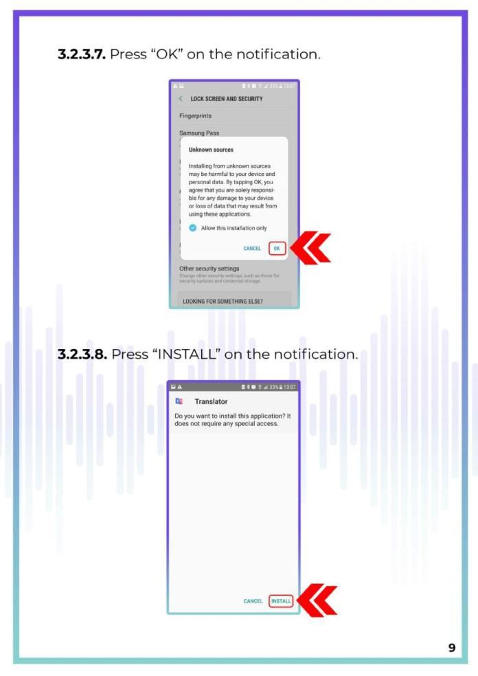MUAMA Enence Instant Voice Translator User Manual 10