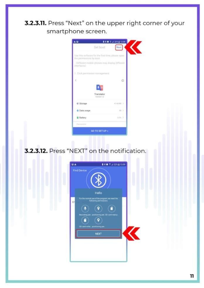 MUAMA Enence Instant Voice Translator User Manual 12